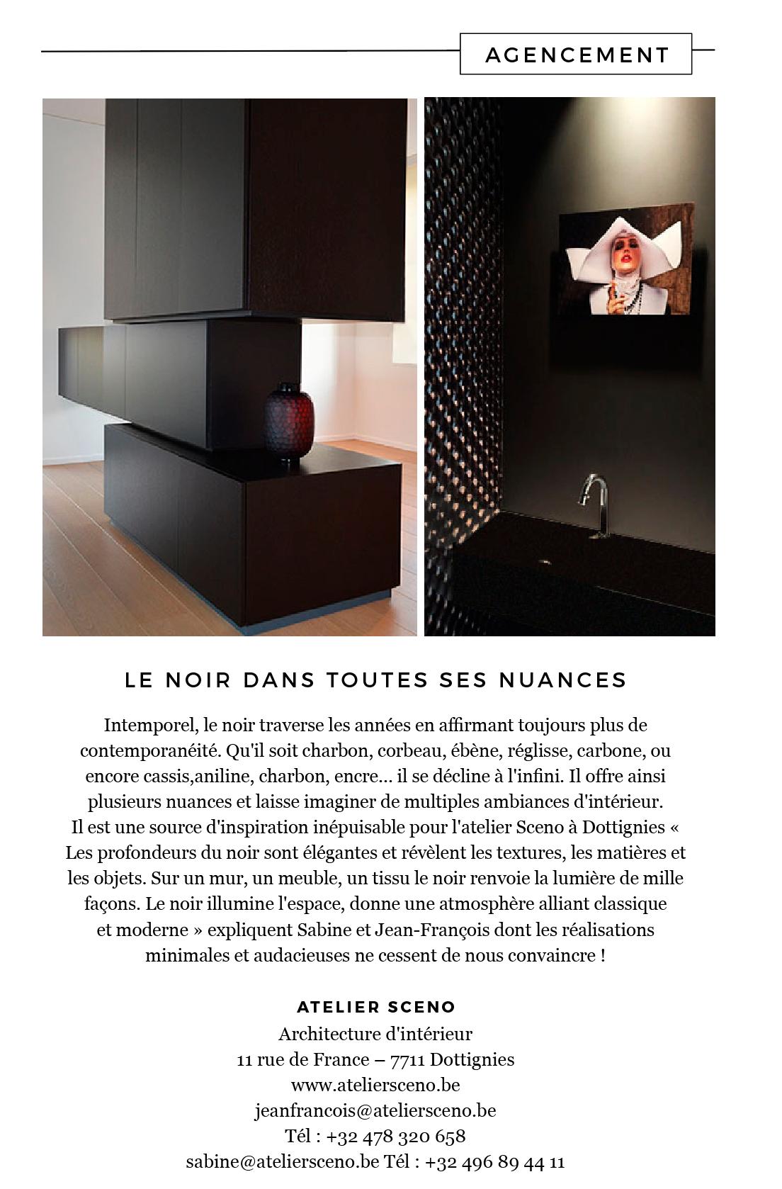 Architecture D Intérieur Saint Luc architecte d'intérieur et designer d'espaces | atelier sceno
